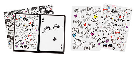 Lanvin Playing Cards