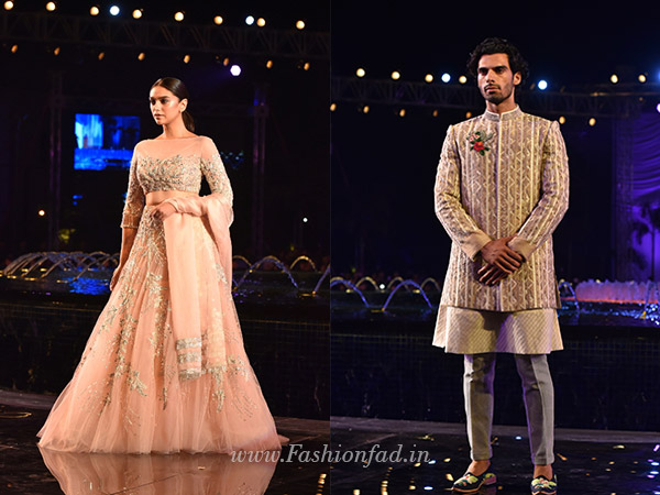 Manish Malhotra unveiled his Summer 2018 Couture collection over a  spectacular show hosted at the Yoo Villas in Pune.The new collection  continued the ...