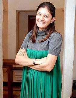 Pallavi Mohan Fashionfad