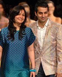 Shyamal Bhumika Fashionfad