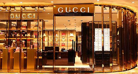 Gucci Store Launch Fashionfad