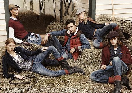 a08b2b3dd74cb Tommy Hilfiger Ad Campaign - Fashionfad