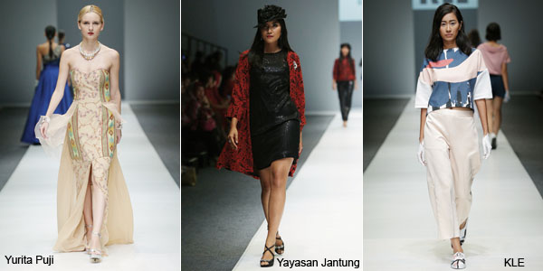 Jakarta fashion week 2015 day 6 fashionfad lasalle college jakartas seven students and designers presented their collection on the theme of revelation the names included were 1004 dn pris stopboris Image collections