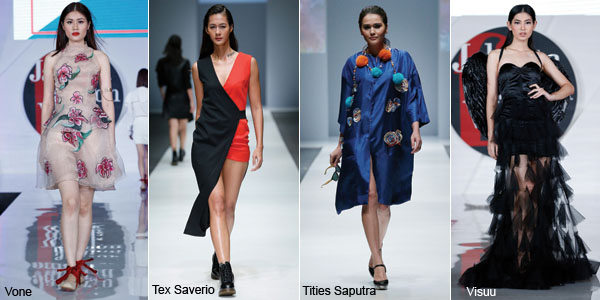 Jakarta fashion week 2015 fashionfad moving on to day four obin opens with jakarta beat show at the fashion tent jfw fashion council whose members comprise the chief editors and editors of stopboris Image collections