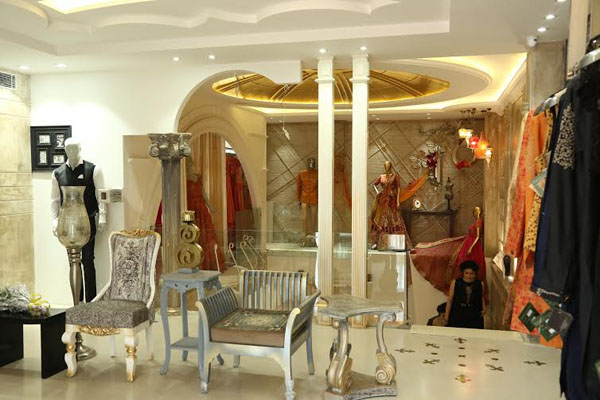 28d28a6e569 Sulakshana Monga launches its new store - Fashionfad