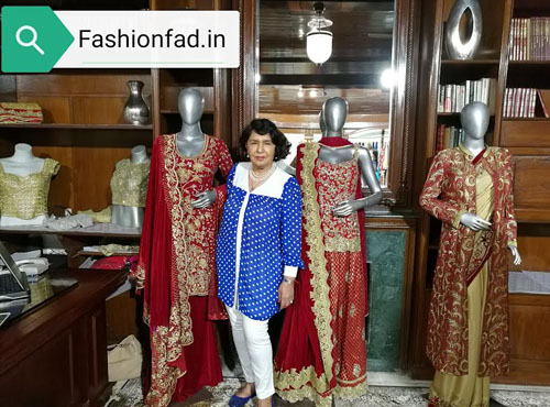 Adarsh Gill Couture Affaire Fashionfad