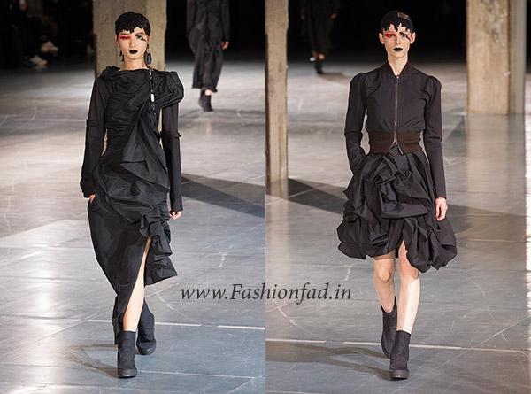 Yohji yamamoto rtw fall 2017 paris fashion week fashionfad 1 stopboris Image collections