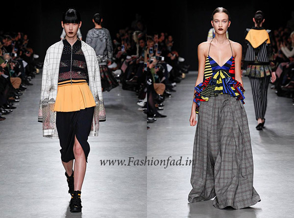 aa0c3c3b INFINITY - Rahul Mishra RTW Fall 17, Paris Fashion Week - Fashionfad