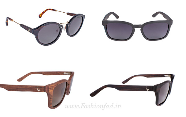 80f2b26686 The collection introduces sunglasses in wood – Ebony   Rosewood. Ebony  gives a dark