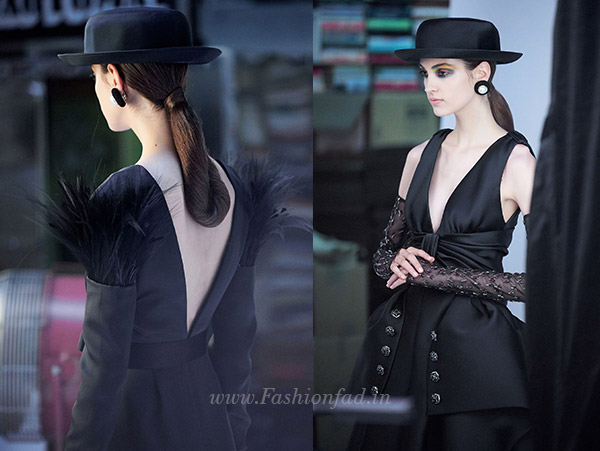 ChanelHauteCouture 2018, Behind the Scenes - Fashionfad