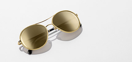 e64be74a9d73 ... the frames are softer and subtly highlight the line of the eyebrow.  Their temples elegantly mix gold or silver metal with black, tortoiseshell  and ...