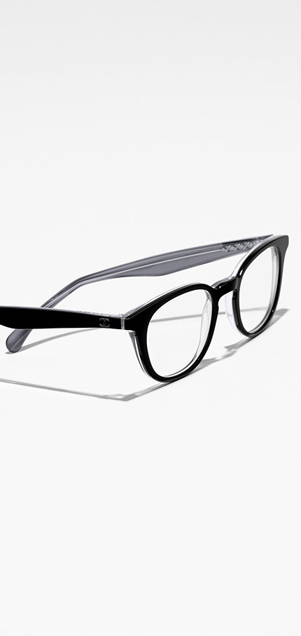 8d9b1c3730 ... the frames are softer and subtly highlight the line of the eyebrow.  Their temples elegantly mix gold or silver metal with black