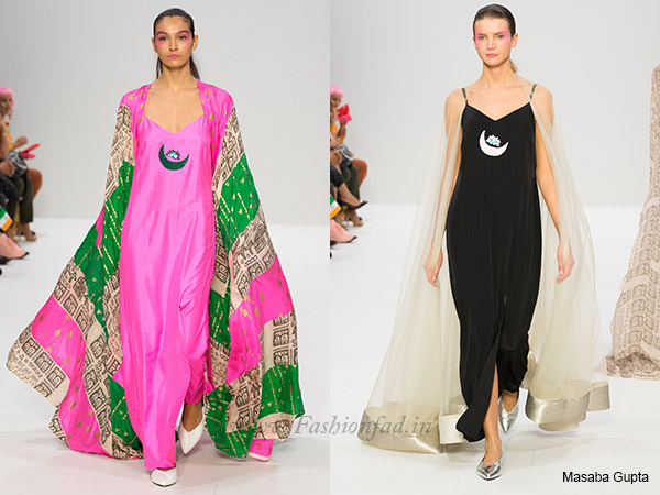 """7894a57987 While Masaba Gupta presented the Grand Finale of India Day, unveiling her  latest collection """"Nosy Be"""". Seldom explored, the beautiful island Nosy Be  serves ..."""
