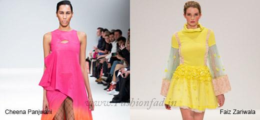 Fashion Scout at London Fashion Week SS18 - Fashionfad