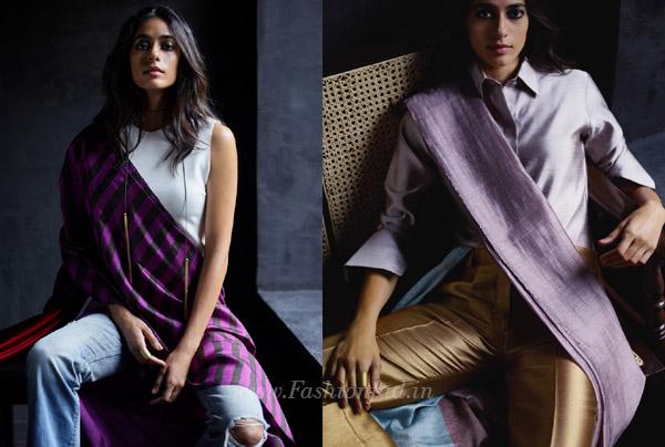The Little Sari by Payal Khandwala - Fashionfad