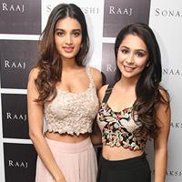e4c95c9e7461e7 Sonaakshi Raaj Unveils Her New Store in New Delhi - Fashionfad