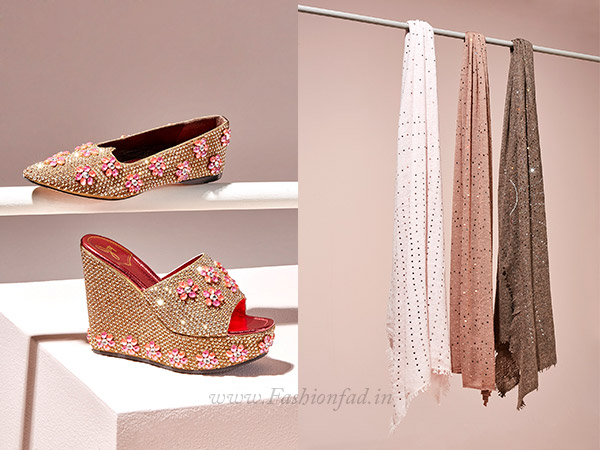b44338cda5fb Swarovski s Sparkling couture exhibition in Dubai - Fashionfad