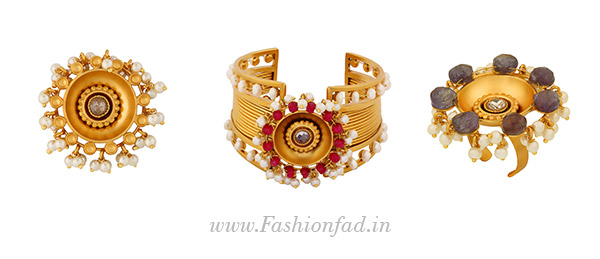 Wedding of your dreams with Spring-themed bridal jewels by