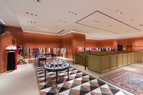 Gucci announces Opening of its Dubai Mall flagship - Fashionfad