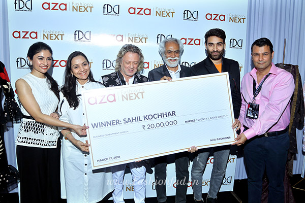 7e4bda89a AZA Fashion s Next is a structured business program that aims to cultivate  the next generation of emerging Indian design talent and support the labels  ...