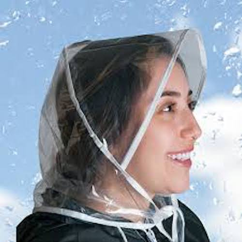 How to Protect your Hair in the Rain? - Fashionfad