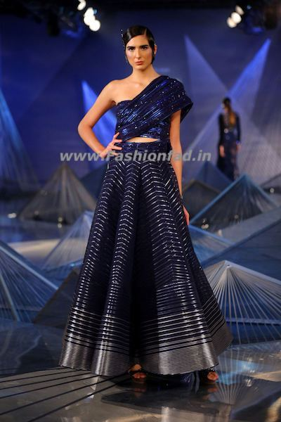 Amit Aggarwal Show At India Couture Week 2018 Fashionfad