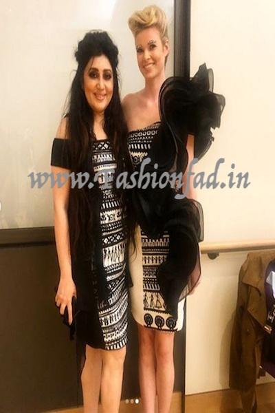 Archana Kochhar showcases Warli at NYFW SS19 - Fashionfad