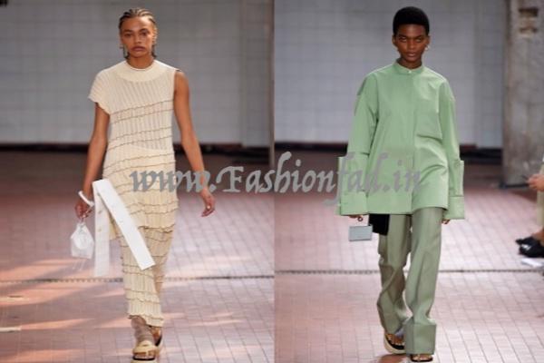 Jil Sander SS19, Milan Show - Fashionfad