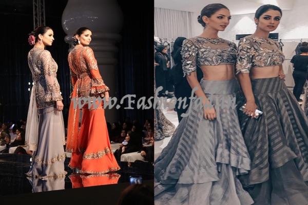 Manish Malhotra Zween show, in Doha - Fashionfad