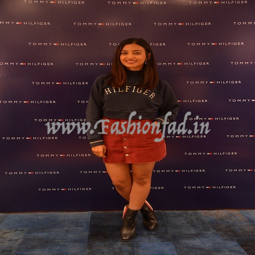 """3c0d7775 """"I'm excited to be in Patna to celebrate the opening of the first exclusive Tommy  Hilfiger store in the city,"""" said actress Radhika Apte."""