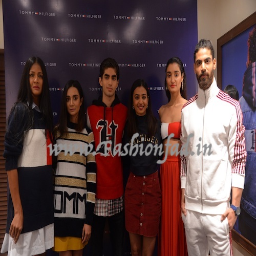 Tommy Hilfiger Celebrates First Exclusive Store Opening