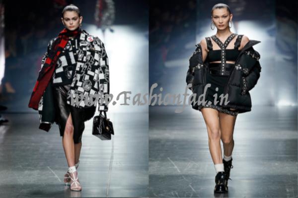 85e7530334d4 Versace Mens FW19 at Milan Fashion Week - Fashionfad