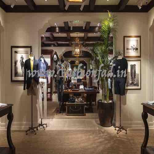 b0ae1c8147a India's First Ralph Lauren Flagship - Fashionfad