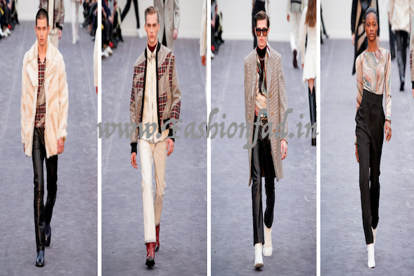 fd48ccab65f Memory shapes the present at Roberto Cavalli Fall Winter 2019-20 women s  and men s collection
