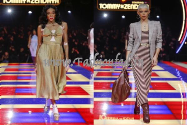 c3b6929ccf5d Tommy Hilfiger brings the Spring 2019 Show to Paris - Fashionfad