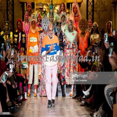 9e0ef4ff17a Manish Arora Runway, Paris Fashion Week Womenswear FW '20 - Fashionfad