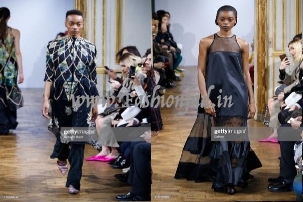 Rahul Mishra, Paris Fashion Week Womenswear FW 20 - Fashionfad