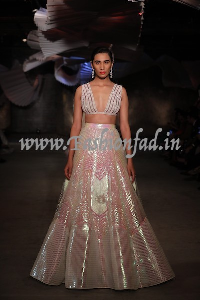 Amit Aggarwal Show At Fdci India Couture Week 2019 Fashionfad