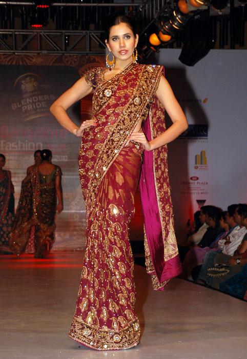 Neerus at Bangalore Fashion Week W/F 2010 - Fashionfad